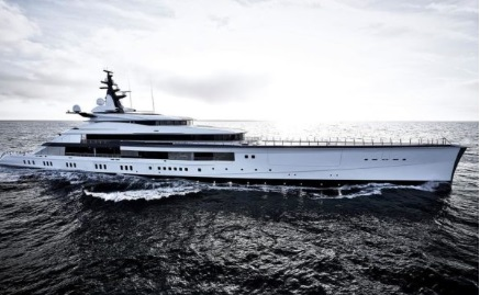 PHOTO Jerry Jones' New Yacht