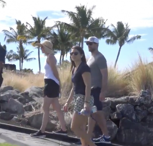 PHOTO Aaron Rodgers On Vacation In Hawaii With Danica Patrick