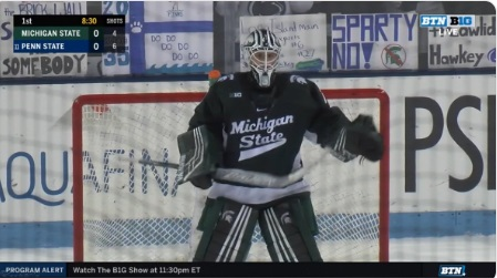 PHOTO Michigan State's Amazing Hockey Uniforms