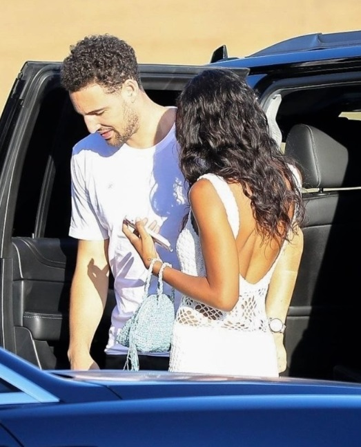 PHOTO Klay Thompson Gets Back With Girlfriend He Cheated On