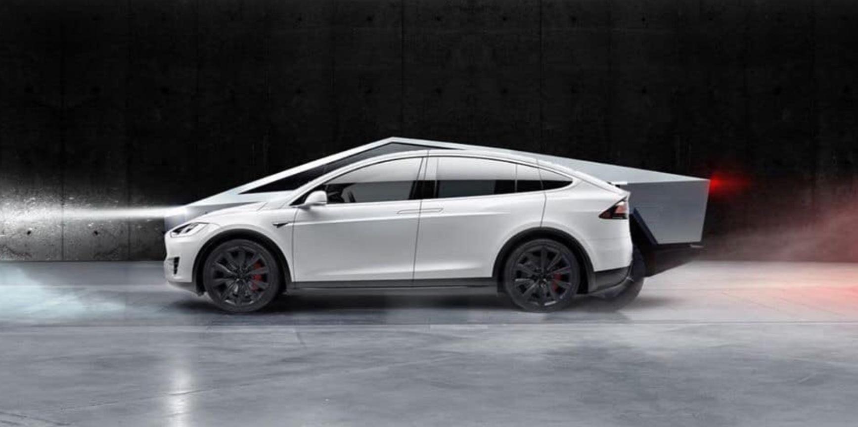 Tesla Cybertruck - Page 3 PHOTOS-Tesla-CyberTruck-Size-comparison-Vs-Model-S-3