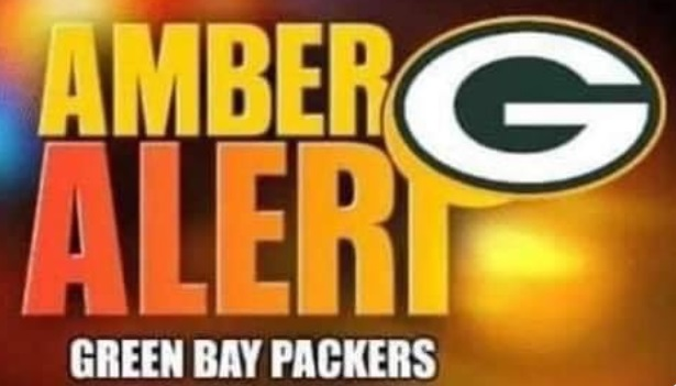 PHOTO Green Bay Packers Amber Alert