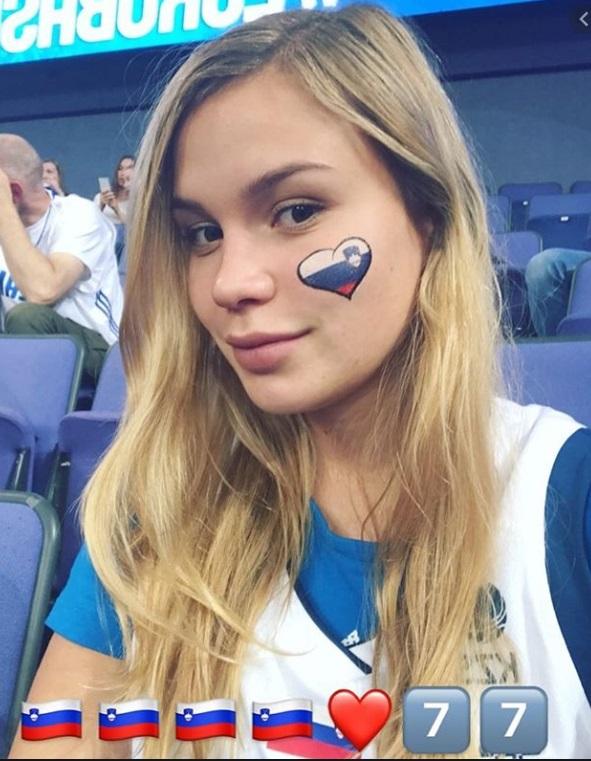 PHOTO Luka Doncic's Girlfriend Is A Blonde Sensation