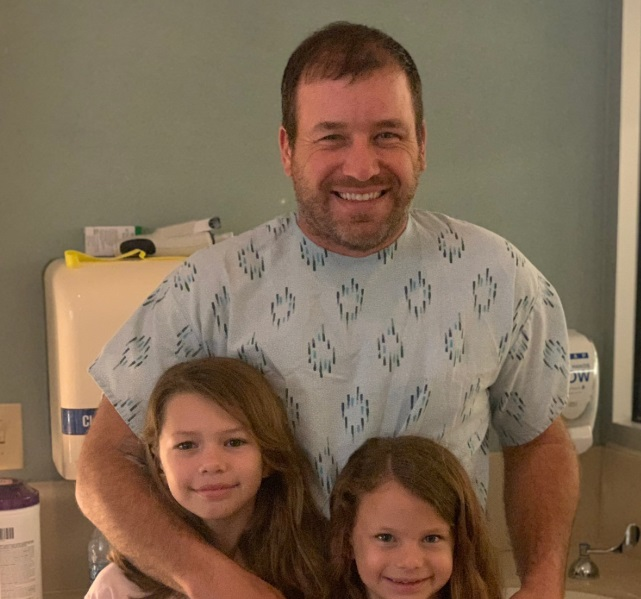 PHOTO Ryan Newman Looks Well Recovering In Hospital Gown