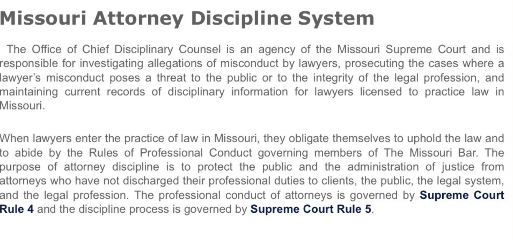 PHOTO How Patricia Mccloskey Could Be Disciplined By The Missour Attorney System